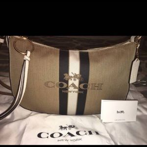 Coach Half Dome Top Handle Bag